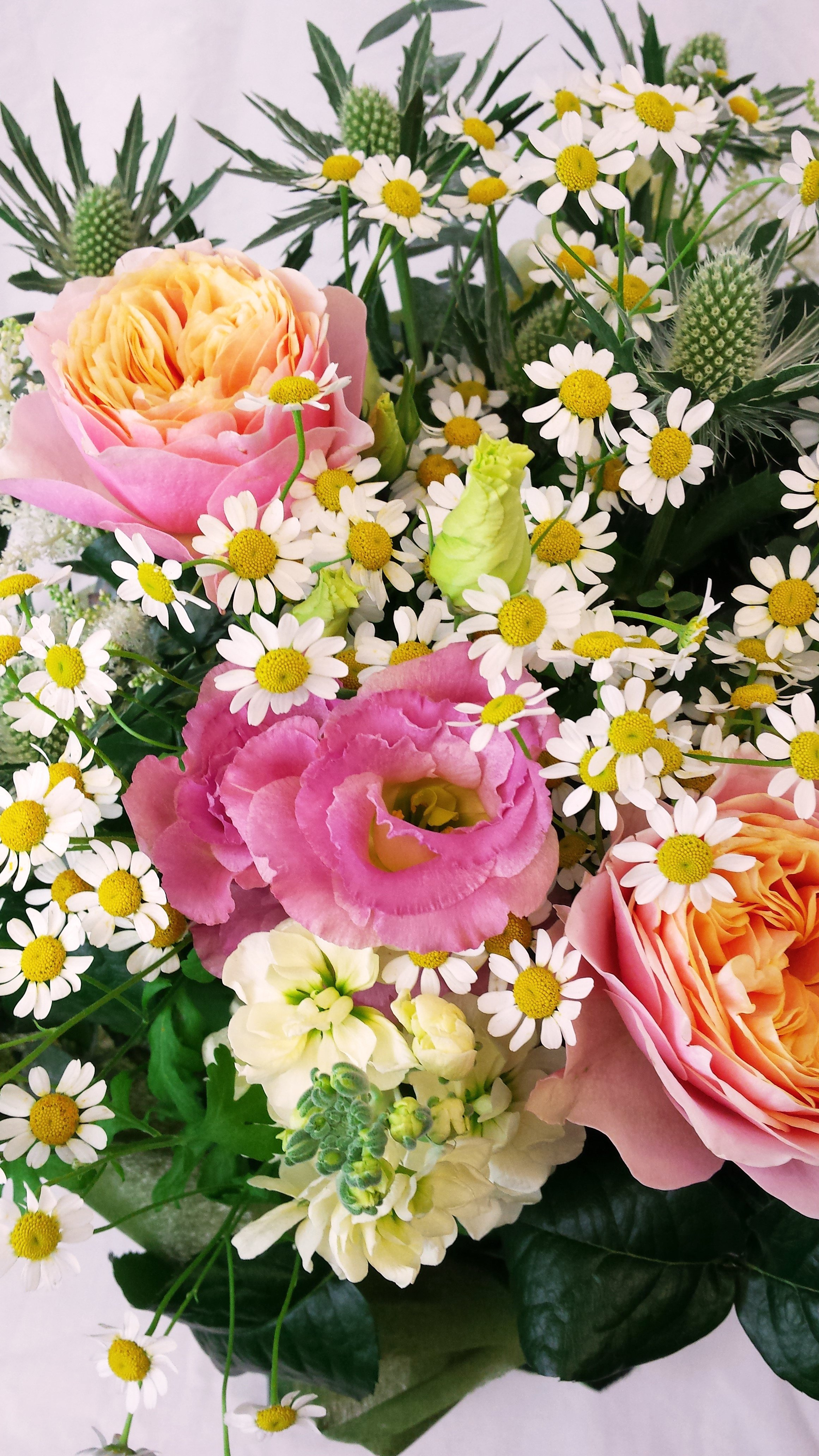 Why are flowers so popular for Mother's Day?