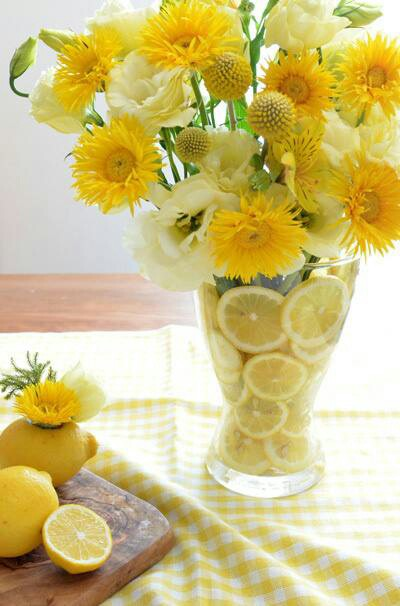 Vitamin C for flowers?