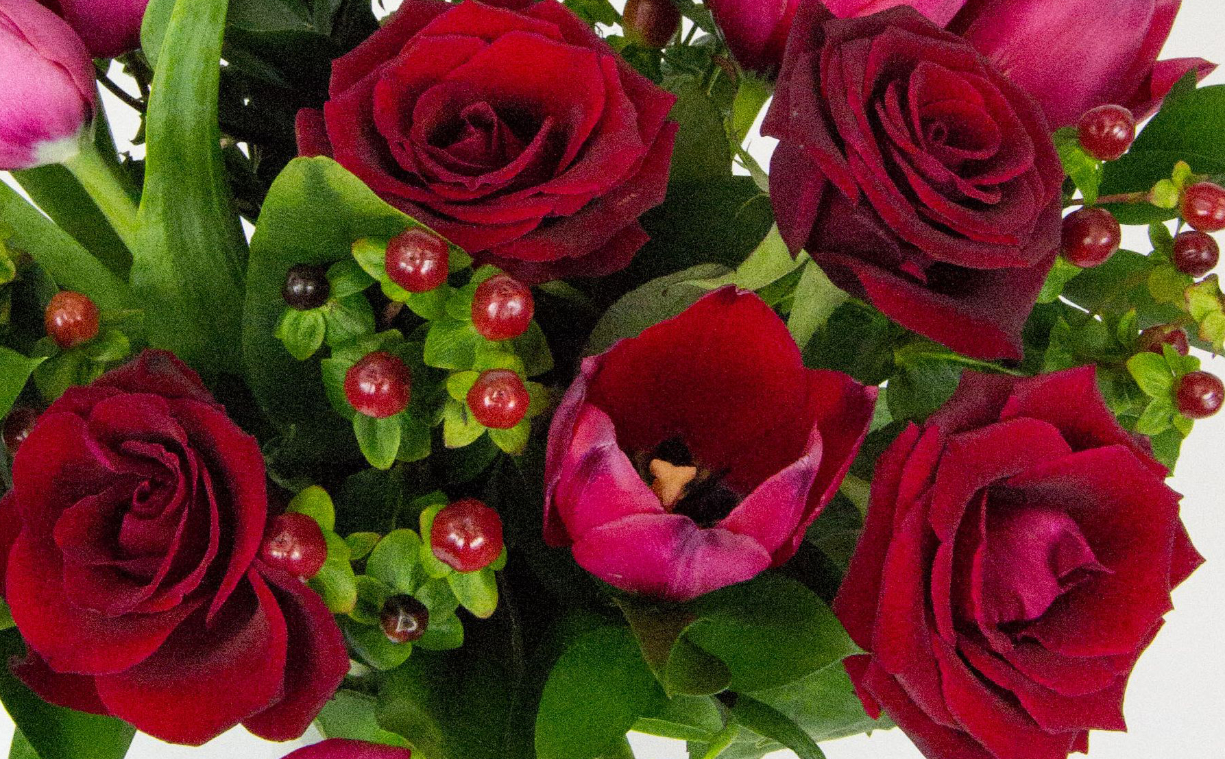 Send flowers abroad for Christmas