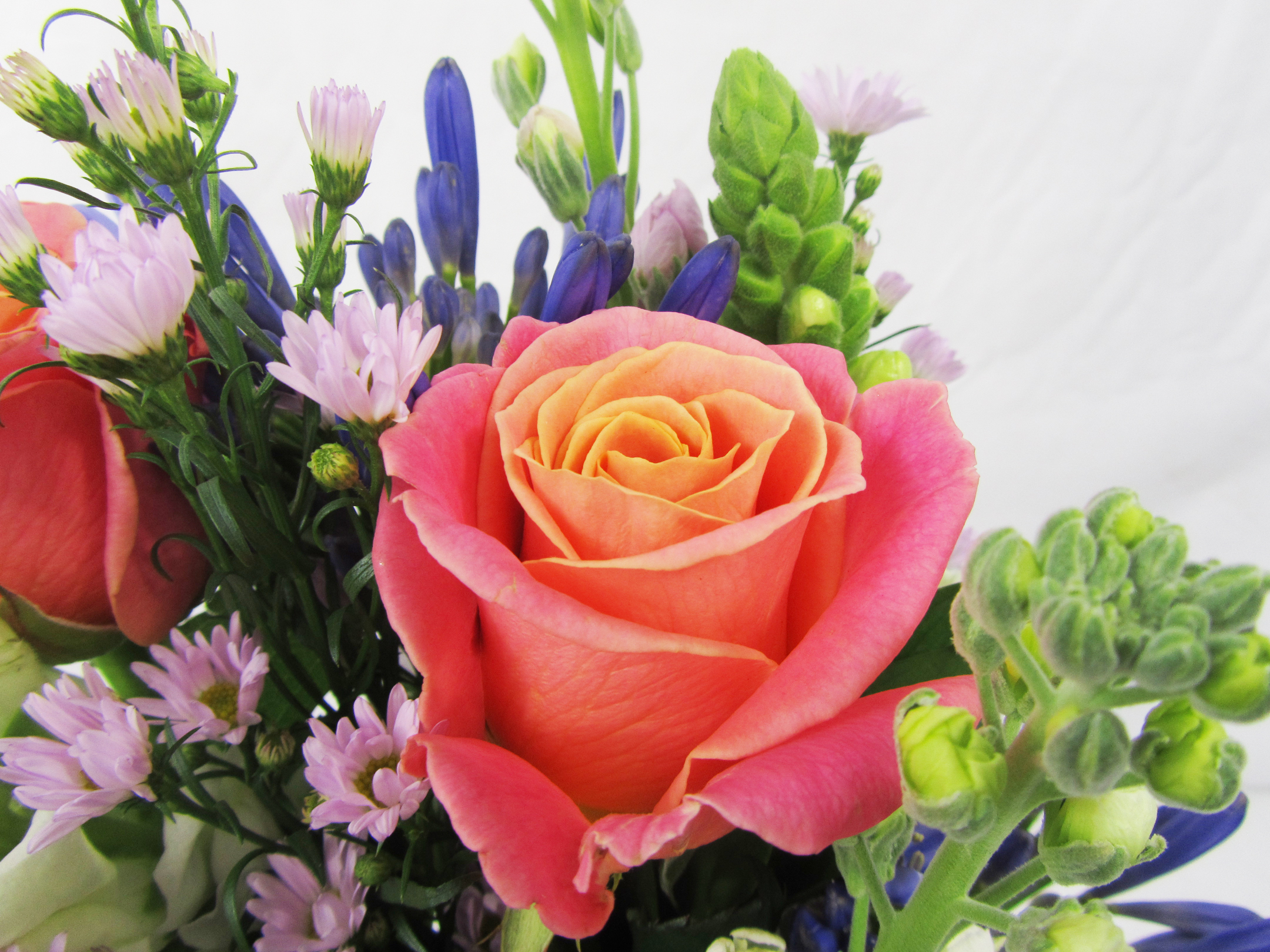 Send an international flower delivery for Mother's Day