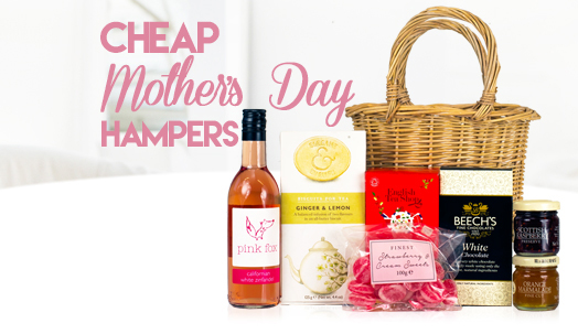 Cheap Mother's Day Hampers