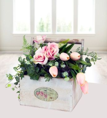 Choosing the right silk flowers