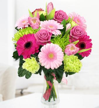 Seasonal flowers for winter