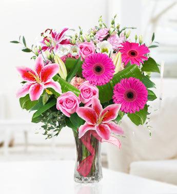 Fail proof birthday flowers