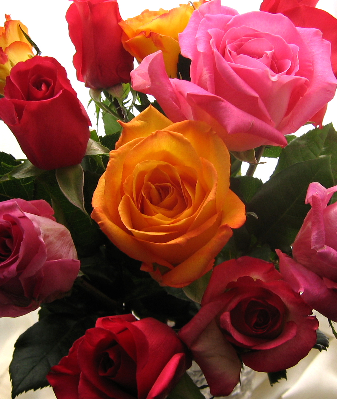 Traditions associated with roses