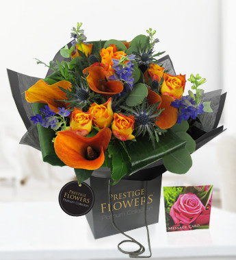 Flowers to congratulate somebody special