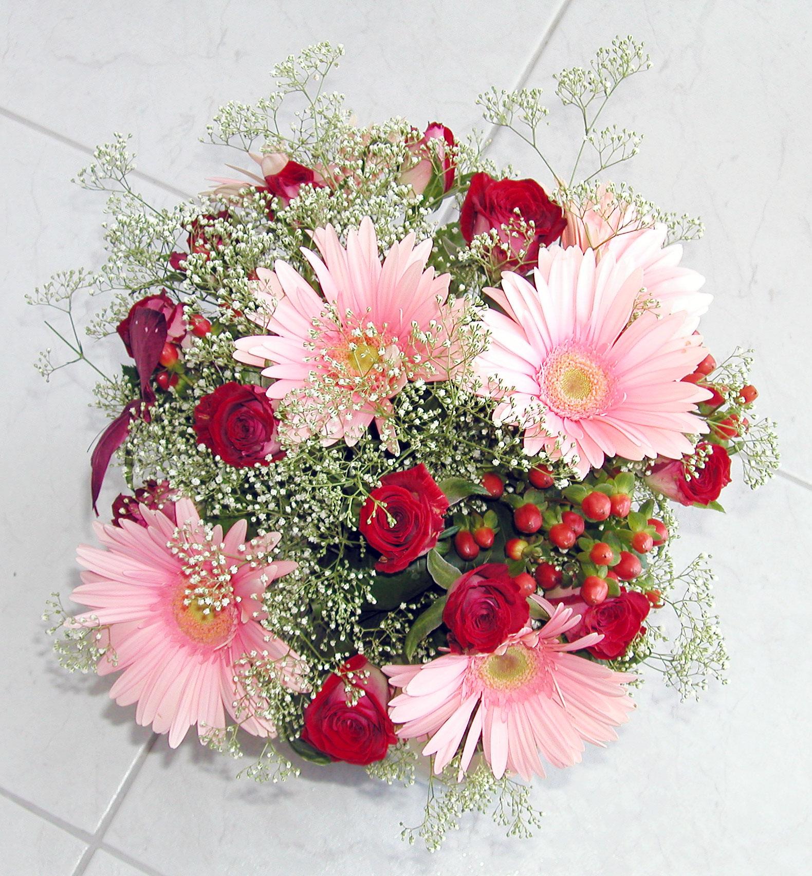 Advice for men sending flowers
