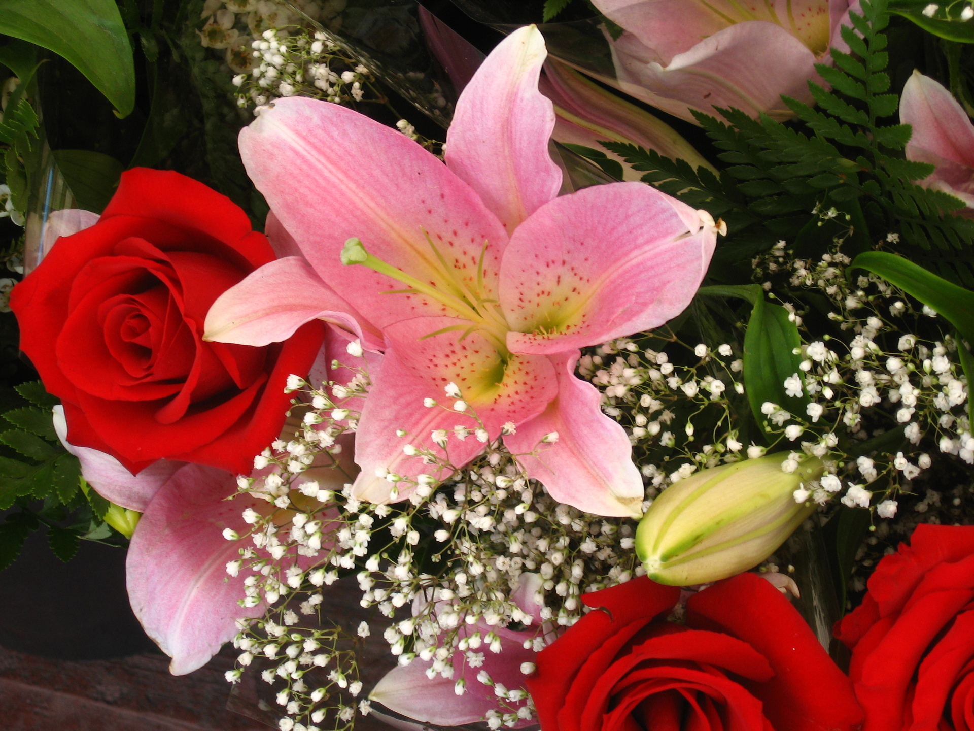 Peace of mind when you order flowers online