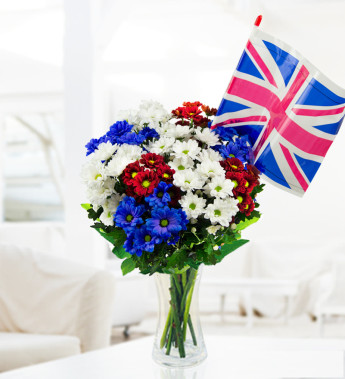 New Team GB Bouquet