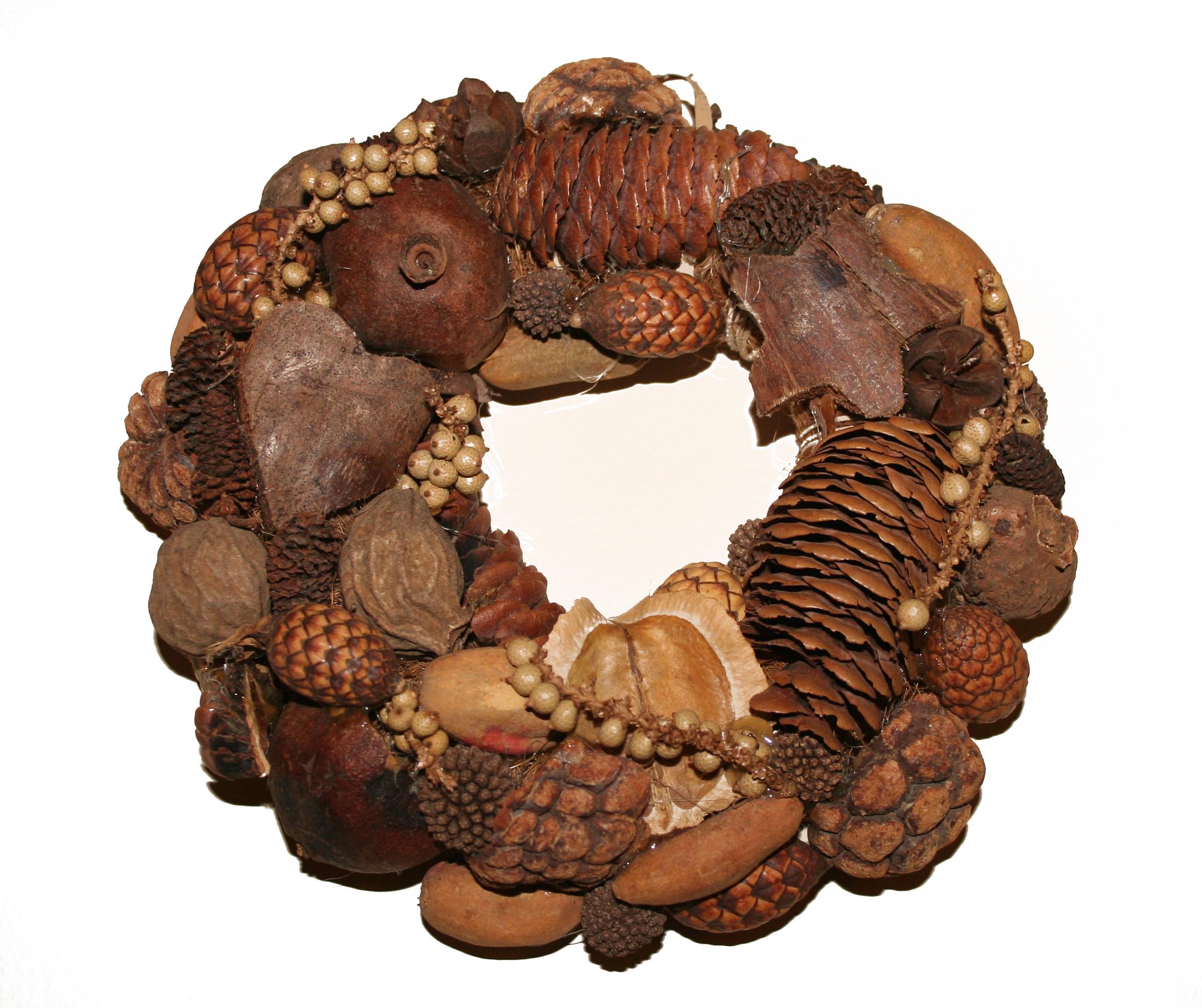Delightful autumn wreath ideas