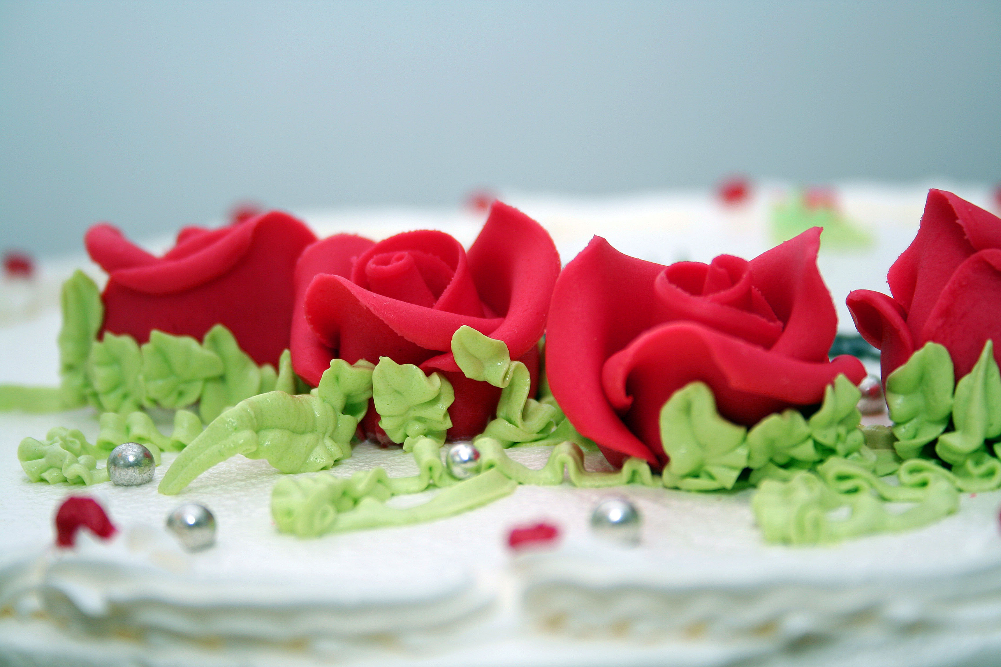 How to make sugar paste flowers