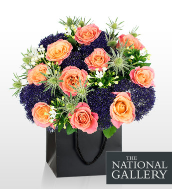 Why order Christmas flowers online?