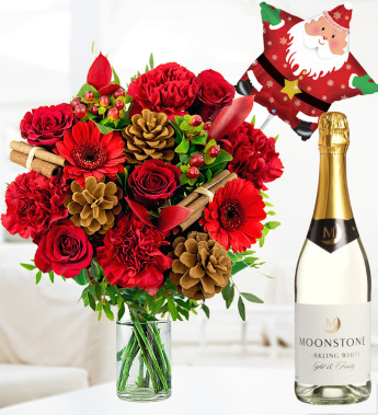 Top choices for Christmas flowers