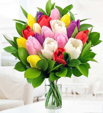Make a romantic, cheap Valentine's Day bouquet