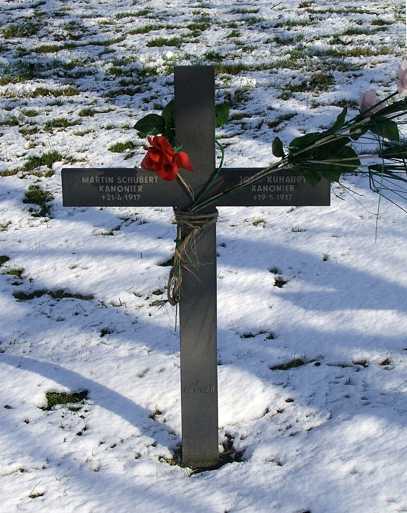 Honouring a lost loved one on Valentine's Day