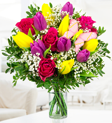 Ordering flowers online – get what you pay for