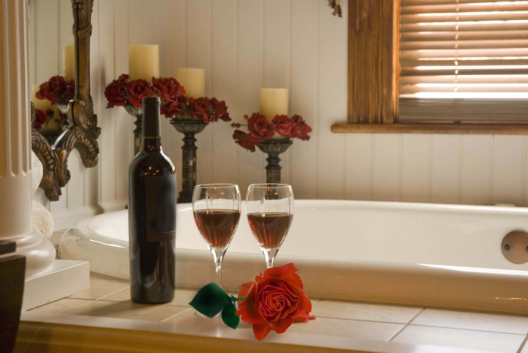 Pamper mum with a soothing bath for Mother's Day