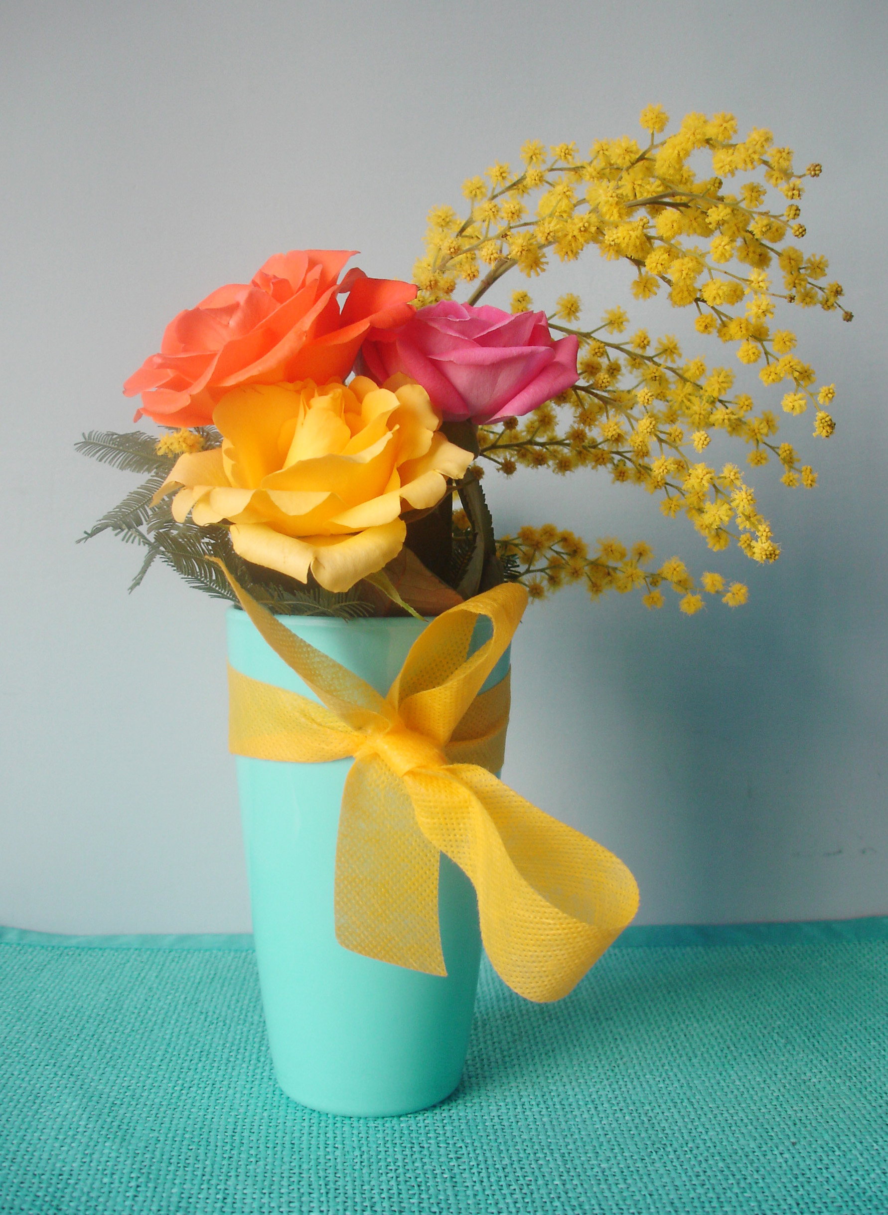 Flowers for your summer host