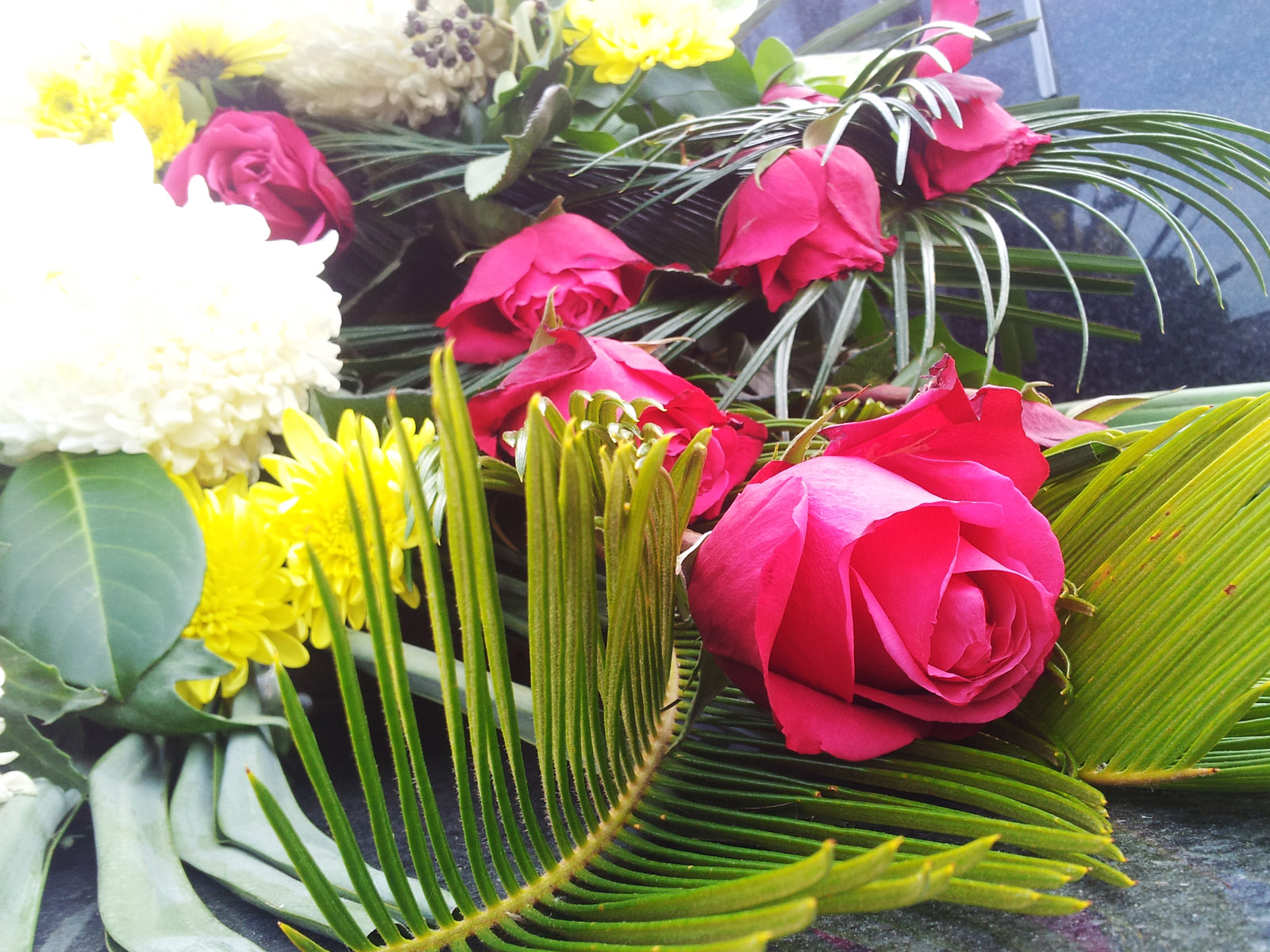 Some of the most popular florist flowers