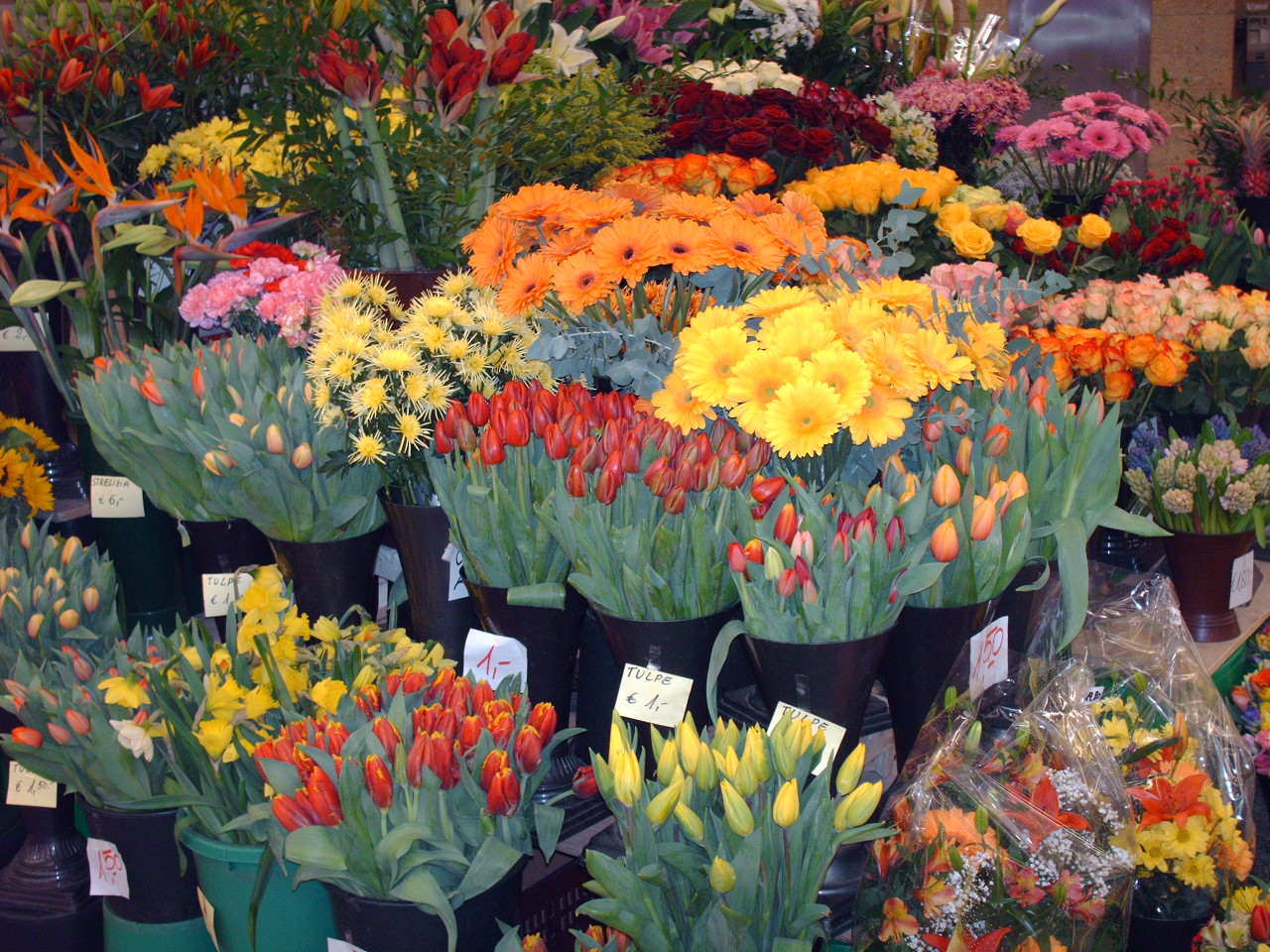 Things to remember when visiting your florist