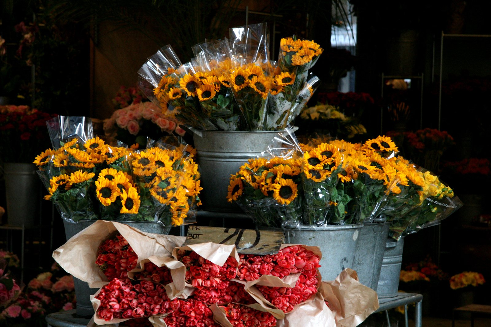 What your florist needs from you