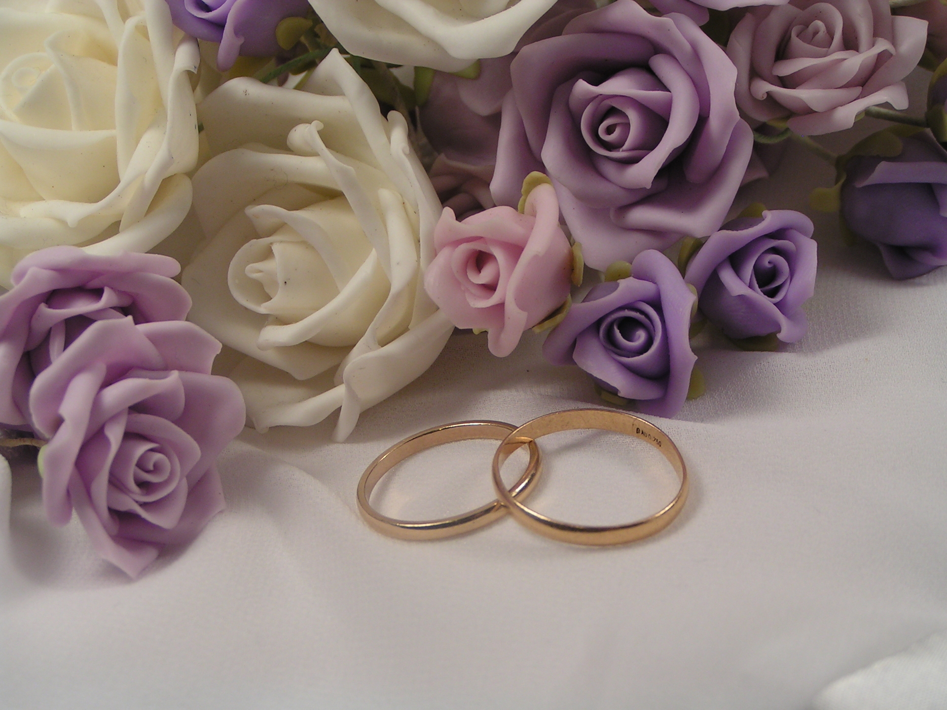 January wedding flowers
