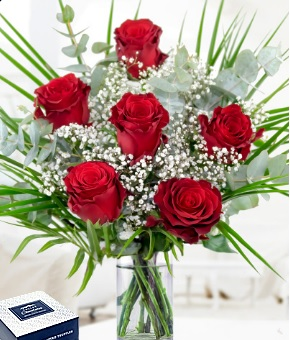 Cheap Valentine's Day flowers that look great
