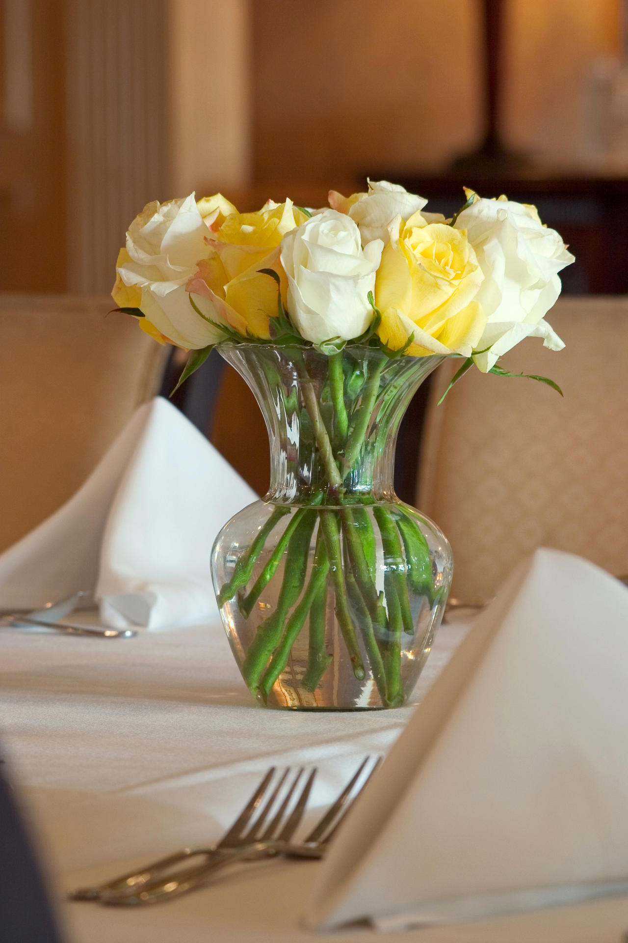 Creative décor for Mothers Day lunch