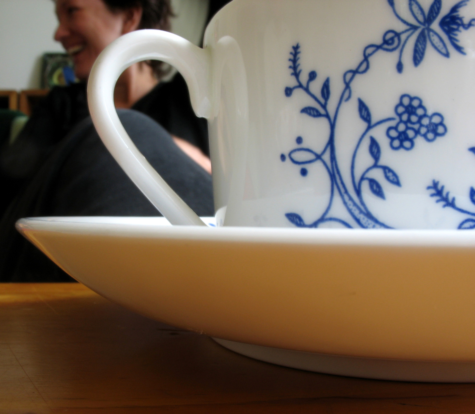 Mum's cup of tea for Mother's day