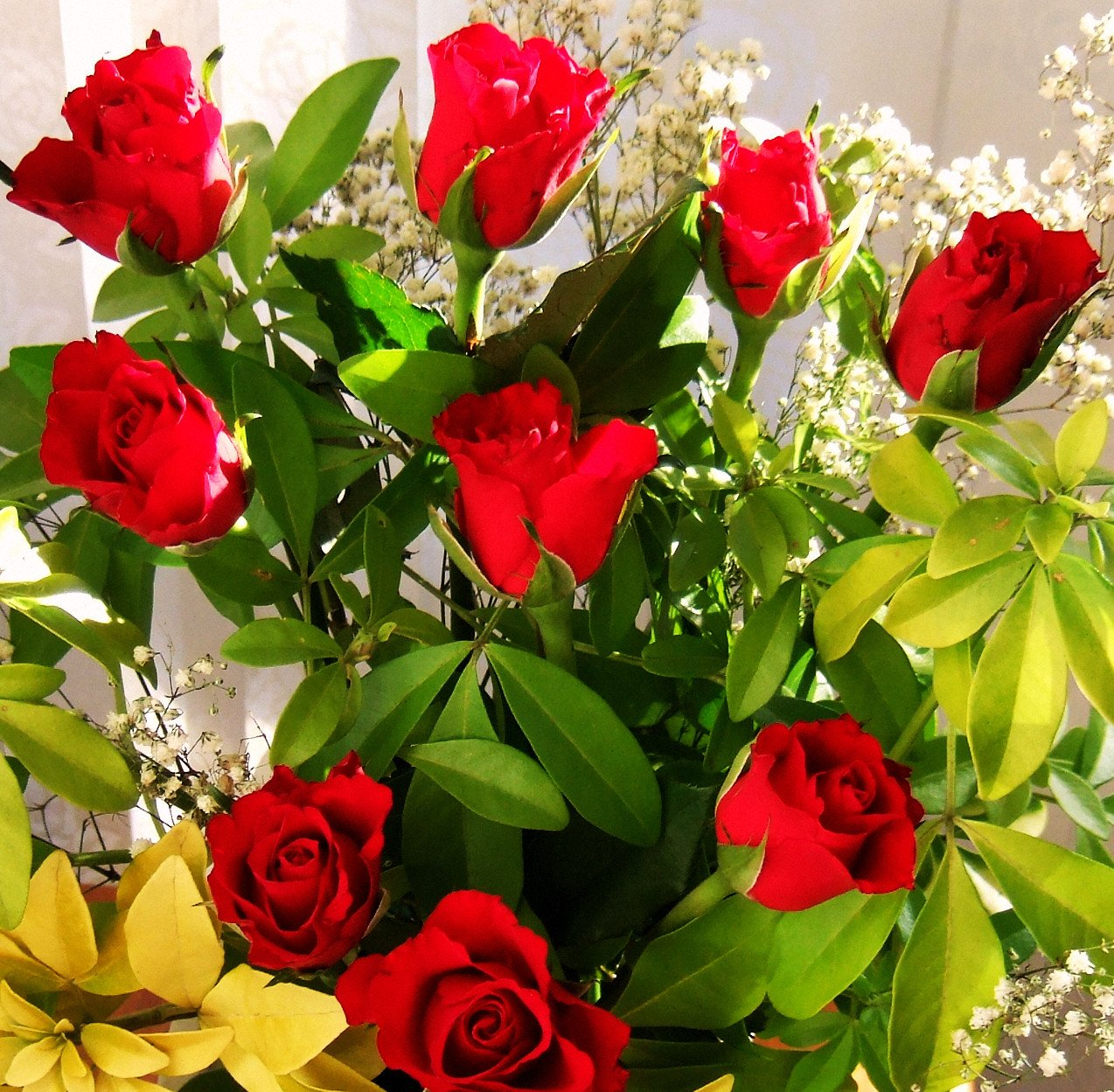 Send an international flower delivery in a hurry