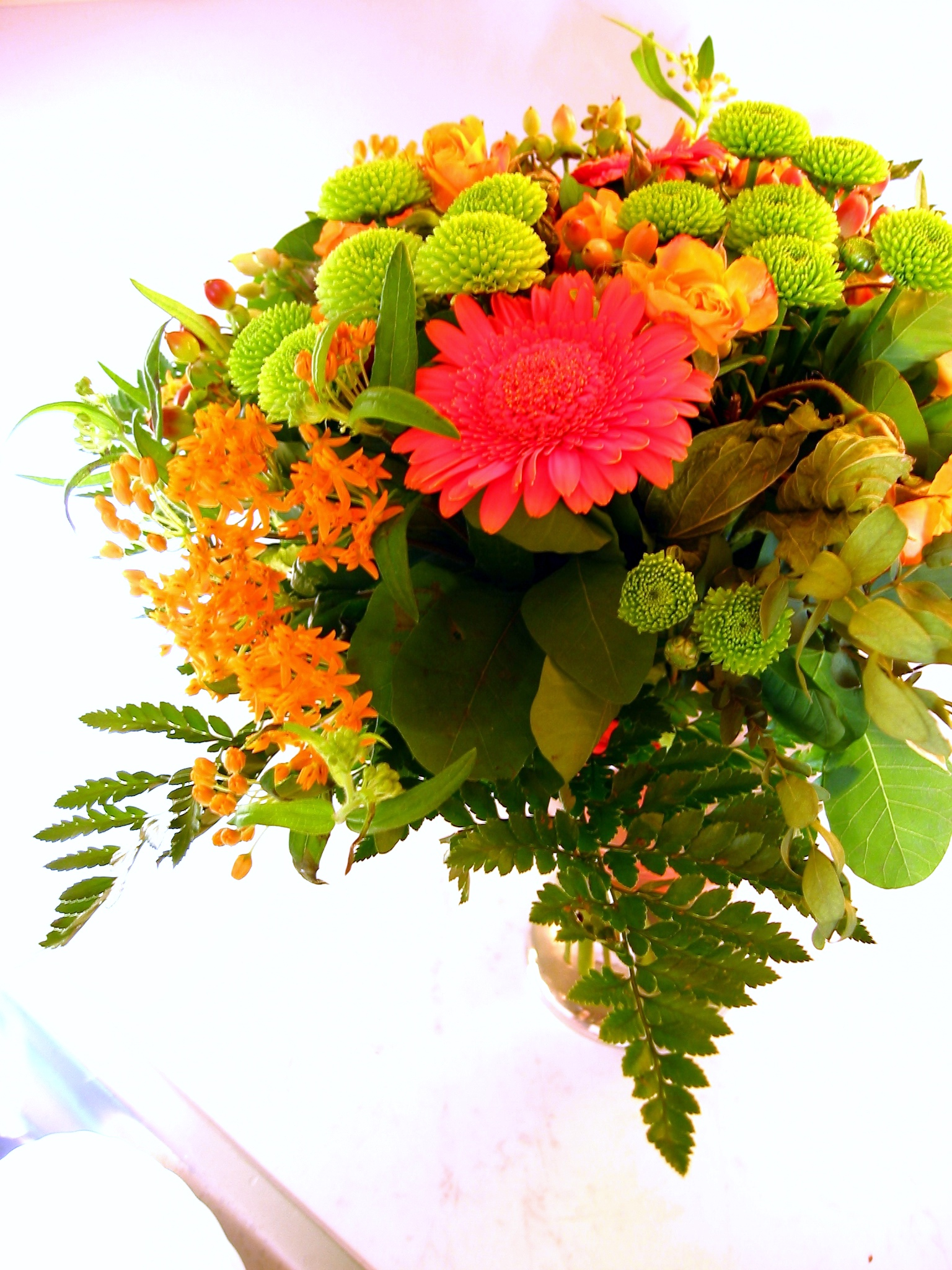 What can shorten the life of cut flowers