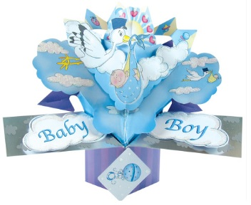 Welcome a baby boy this summer
