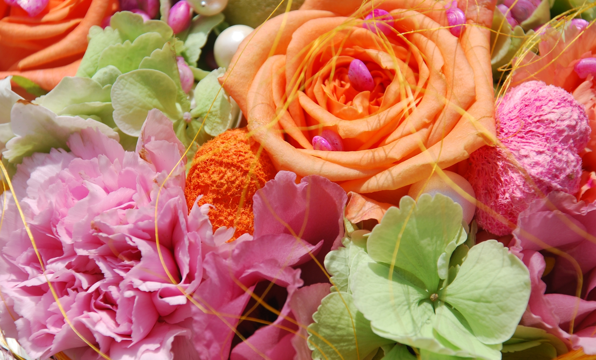 French country style flowers for summer