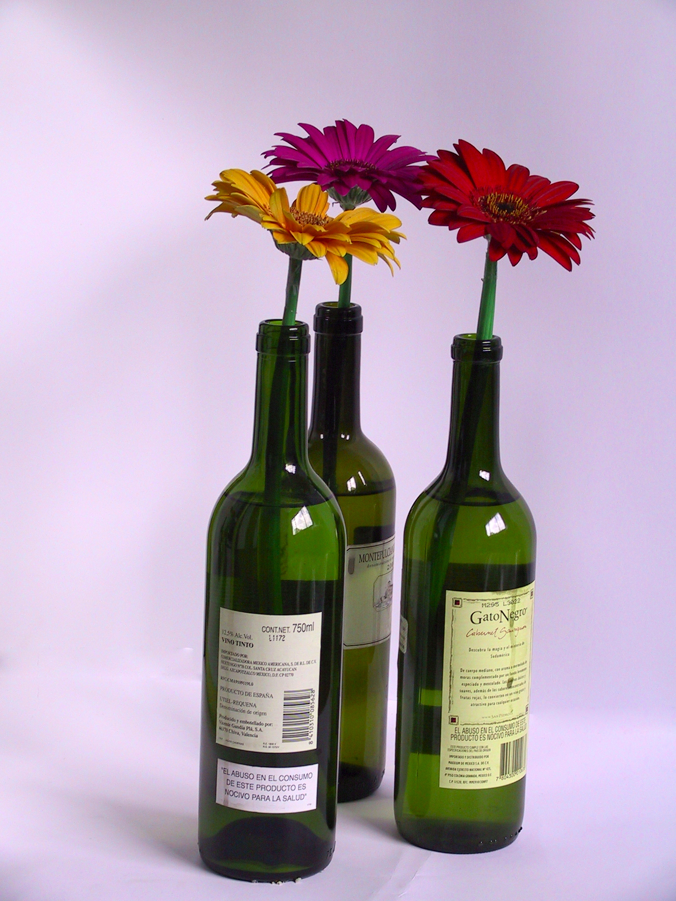 Flowers for your wine tasting party