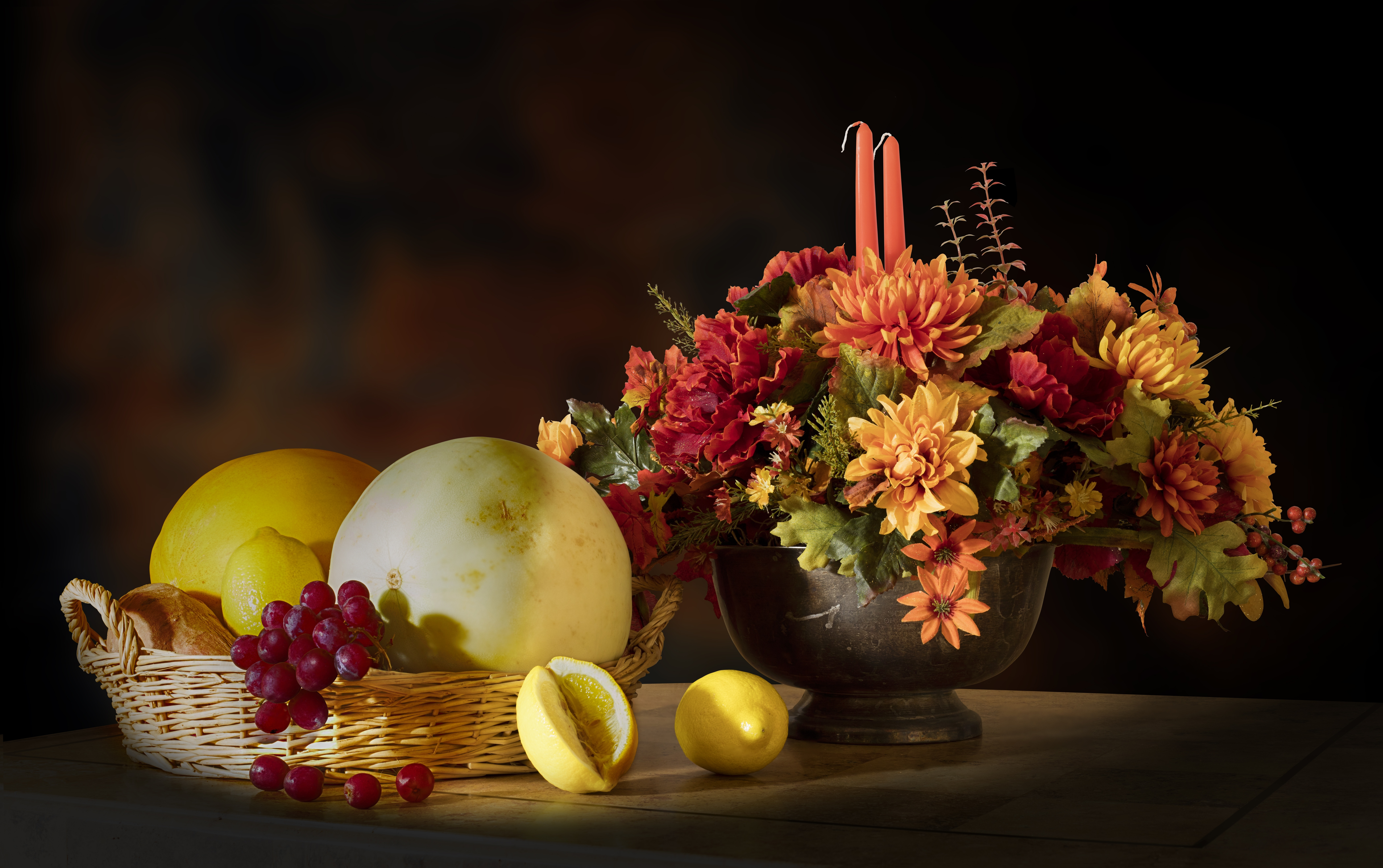 Why order autumn flowers?