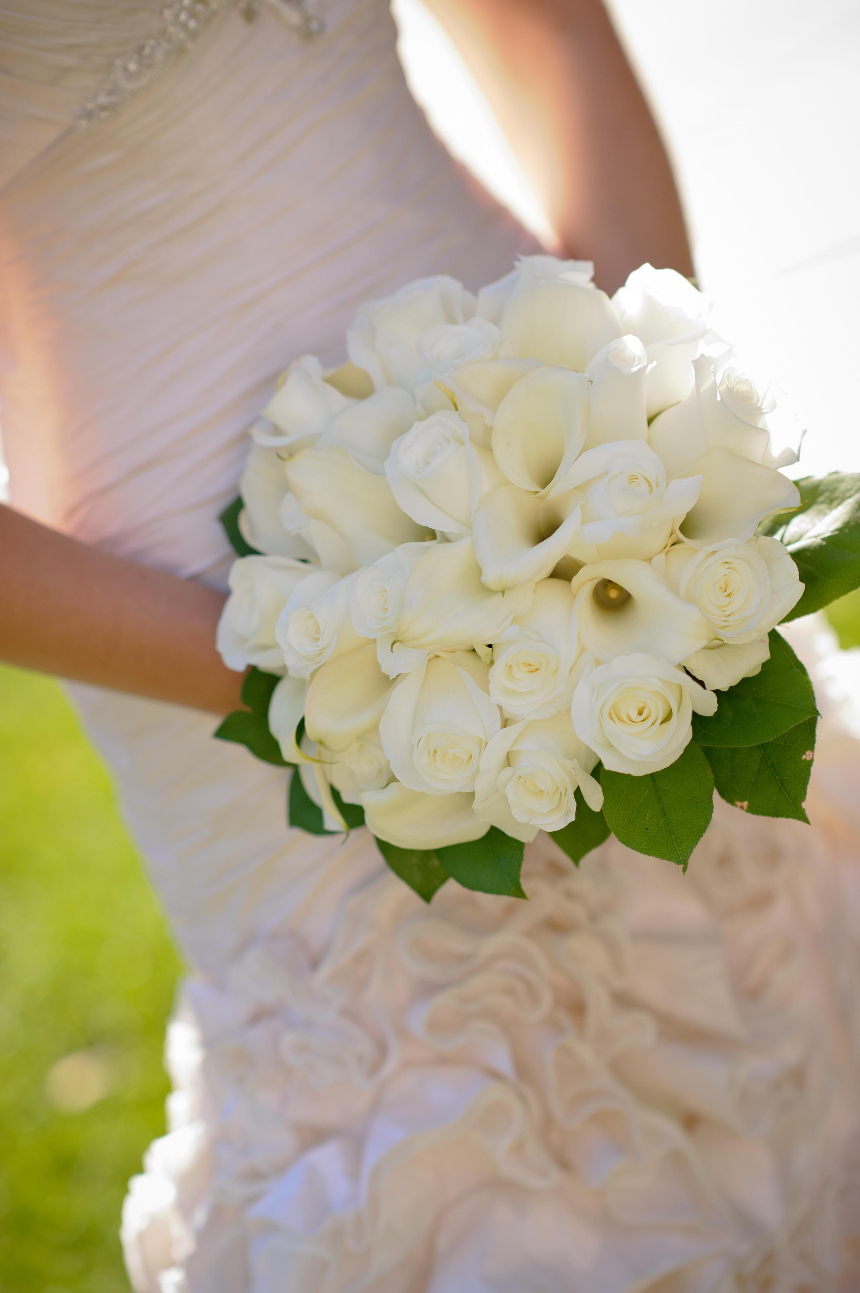 Preserving your bridal bouquet