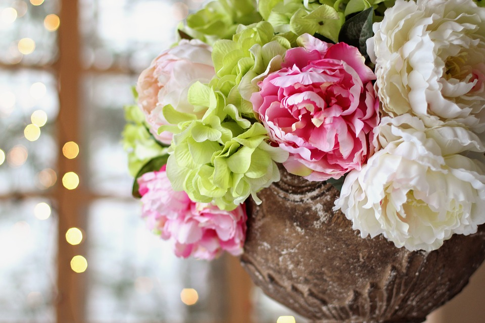 Fresh flowers for spring weddings
