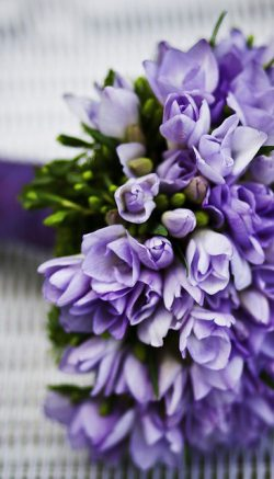 Types of handheld bouquets