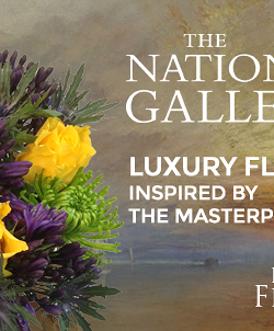 National Gallery Luxury Flowers Award Nomination