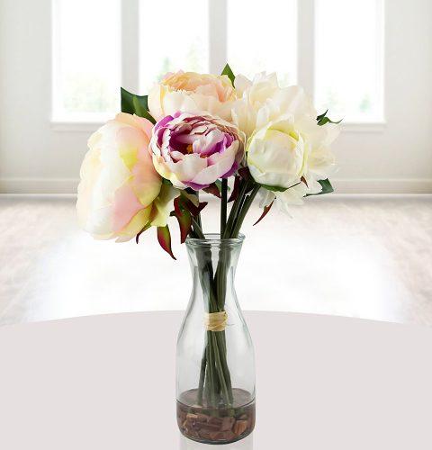 12th wedding anniversary blooms