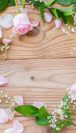 DIY flower wreaths