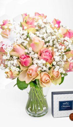 Women's Day flowers