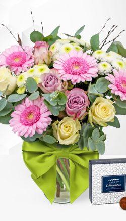 May birthday flower