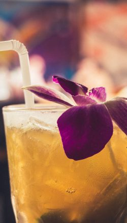 Flower cocktail recipes
