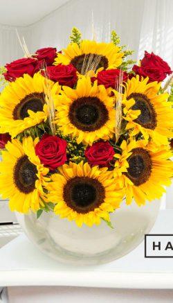 Autumn flower decorating tips