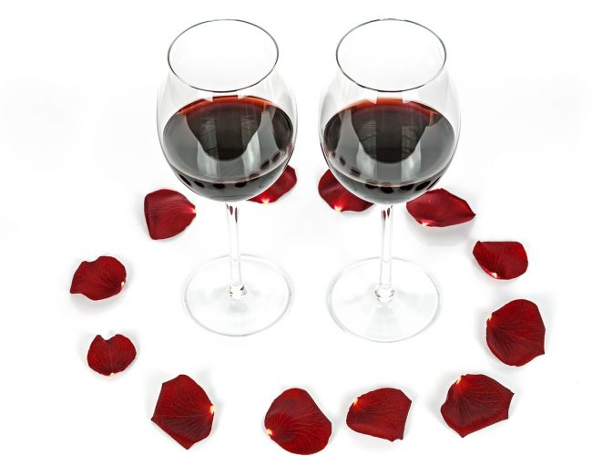 Flower aromas in wine